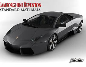 Lamborghini Reventon std mat 3D