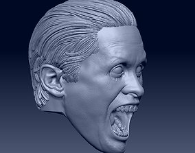 3D print model Joker Jared Leto Suicide Squad head
