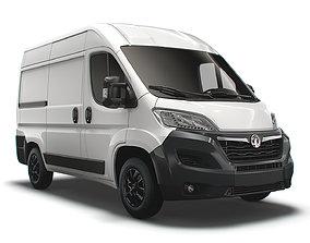 Opel Movano Van L1H2 2022 3D