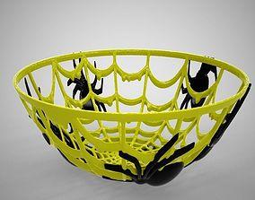 3D print model Halloween Candy Bowl