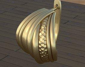 earrings 1114 3D printable model
