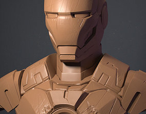 3D print model Iron Man marvel