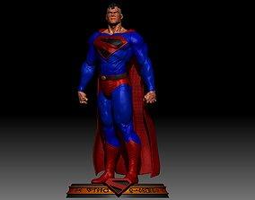 Superman Kingdom Come 3D printable model