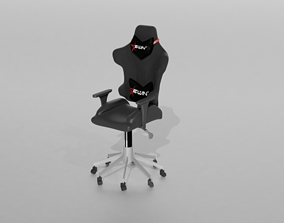 3D model Gaming Chair or Gamer Chair