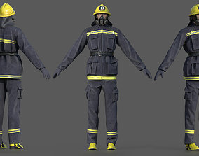 REALISTIC FIREFIGHTER 3D