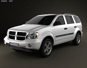 3D Dodge Durango 2008