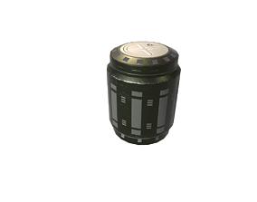 sci-fic bomb 3D asset