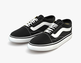 3D model Vans Shoes