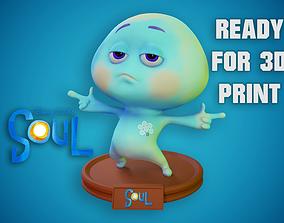 22 Soul Disney Pixar 3D print model - Fan
