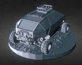 2018 LOST IN SPACE INSPIRITED VEHICLE 3D print model
