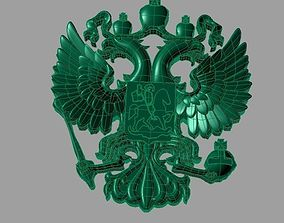 Eagle 3D charm