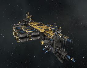 3D model Capital Industrial Ships Rorqual