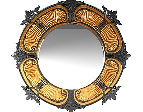 mirror antique 3D