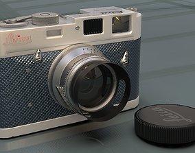 Leica M2 3D model