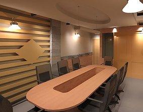 3D model Boardroom design