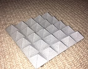 Cheops Pyramid Power Array 3D print model