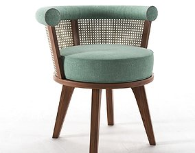 George Dining Chair 3D