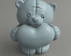 Teddy Bear Toy 3D printable model