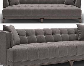 Saville Modern Classic Sofa 3D model