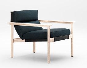 3D model NAU Bilgola Armchair and Sofa
