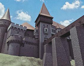 Corvin Castle 3D