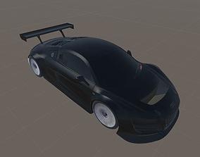 3D asset realtime Audi R8 LMS