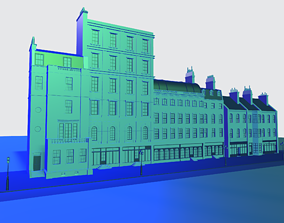 London house city set part-13 3D model