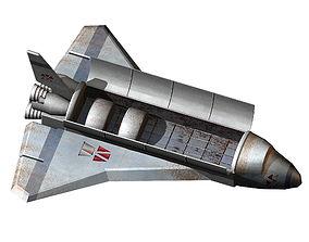 Satellite-Spaceship-Xingxu 04 3D model