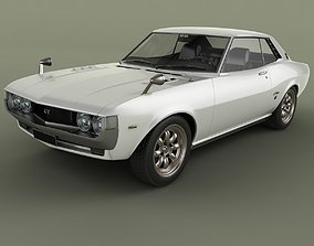 3D Toyota Celica Coupe GT