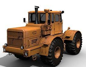 K-700 Kirovets 3D asset