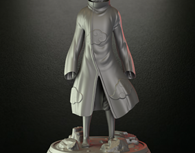 3D printable model Obito Uchiha Fan art