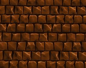 Paving stones 3D asset