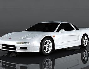 1992 Honda NSX-R 3D asset