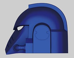 3D printable model Warhammer 40k Space Marine Helmet MK 1