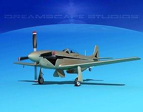 P-51 Mustang Sport V09 3D