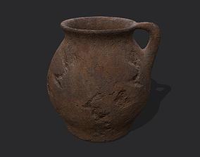 Medieval Chamber Pot 3D model