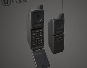 Mobile Phone Vintage 3D model