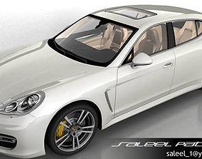 Porsche Panamera 2012 3D