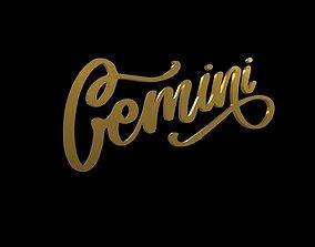 ZODI-005 Gemini 3D asset