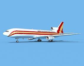 3D model Lockheed L-1011 Kitty Hawk