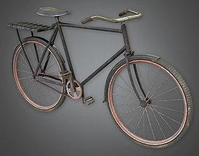TLS - Old Bike - PBR Game Ready 3D asset