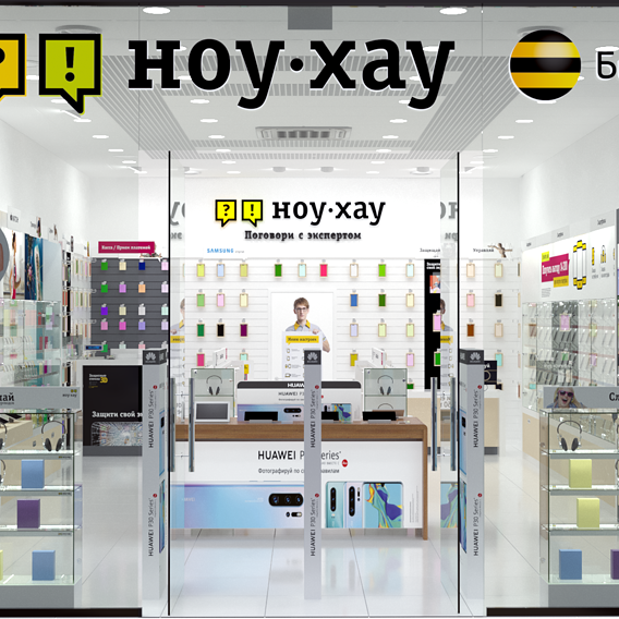Design project of the Know-How store