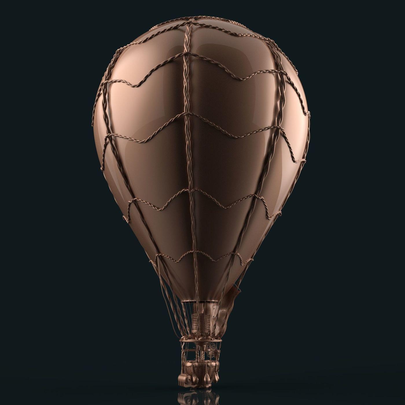 Balloon Steampunk