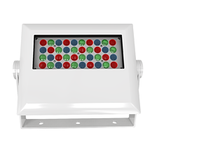 Outdoor industrial Lighting Module 9 3D