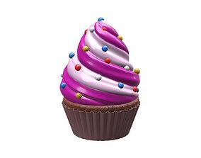 cupcake vawe 3D model