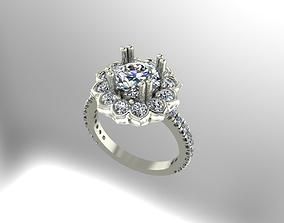 DESIGNER RING - 1 3D printable model