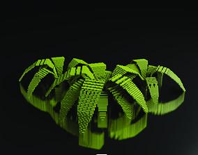 3D 3x Fern