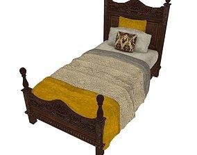 3D asset Bedcloth 35