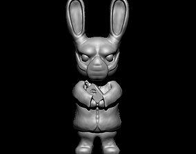 3D printable model Corona Rabbit - Medi-Buyer