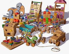 3D model Kids Toys Pack